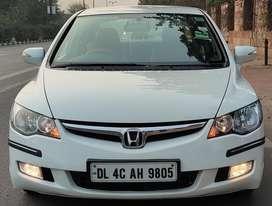 Honda Civic 1.8 V AT, 2009, CNG & Hybrids