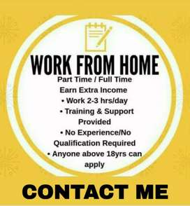 Full Time Work Provided from Home