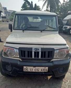 Mahindra Bolero EX BS IV, 2015, Diesel
