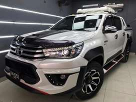 Land cruiser Prado Vigo Revo Fortuner Available For Rent