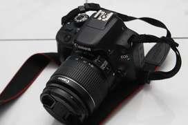 Canon kiss X7 murah mulus