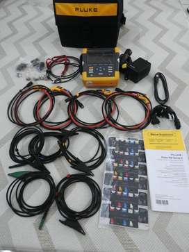 Dijual Fluke 435-II Power Quality & Energy Analyzer