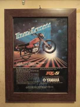 Iklan Yamaha RX-S