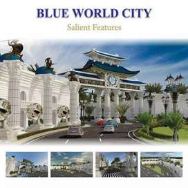 Last date of Blue world city booking 31 December