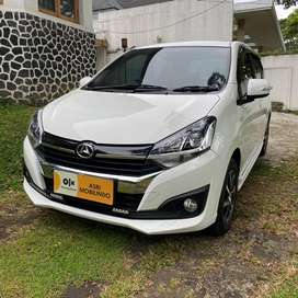 HOT ITEM! NEW AYLA 1.2 R A/T MATIC KM RENDAH ISTIMEWA
