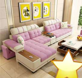 Pink sofa with pillow tanveer furniture brand new sofa set set sells w