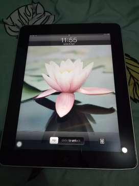 Ipad 1 32gb wifi & cellular mulus dan baterai super awet mau cr tt/bt
