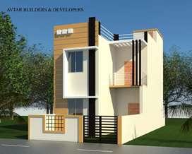 3BHK Duplex Houses for sale at Vivekananda colony junwani Road