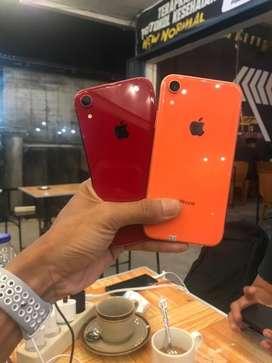 iPhone Xr 128GB ( kondisi semua joss 100% aman )