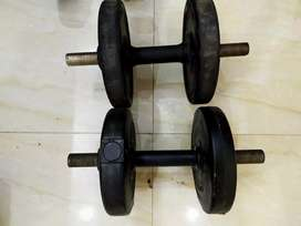 Weights of 40kg