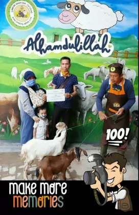 Kambing Aqiqah Bandar Lampung Free Masak dan Antar