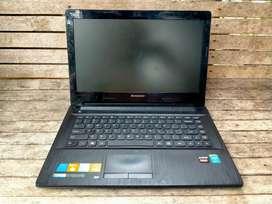Dijual laptop lenovo core i7 butuh duit