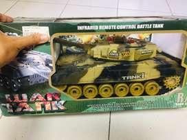 Mainan anak baru war tank edisi baru yah