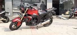 Mahindra Mojo XT300. Modified