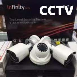Pasang cctv terbaik, infinity 4 kamera