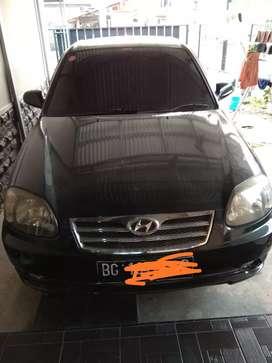 Hyundai Avega 2008,msh ori semua,jok kulit,type tertinggi