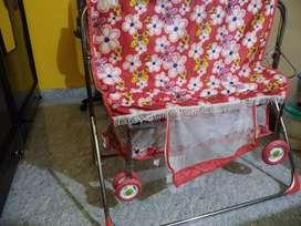 New Cradle Jhoola