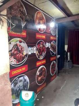 Chicken itam cangezi rosded all