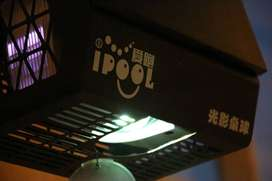 Introducing World's first iPool for pool tables