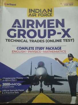 Indian airforce group x