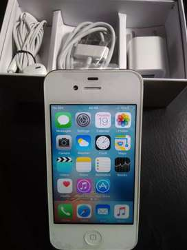 Iphone 4s 16gb A+ qlty