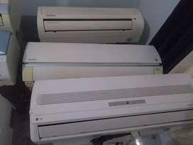 Sedia AC 0,5 pk - 1pk berbagai merk