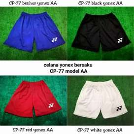 Celana Badminton Yonex CP-77 (AA) celana pendek celana olahraga murah