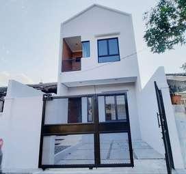 Dijual BRAND NEW rumah MODERN MINIMALIS