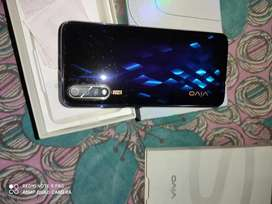 Vivo s1 4gb128 gb 5 month old arjent sell..