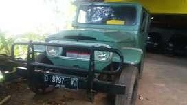 Toyota Hardtop landcruiser tahun 67 diesel