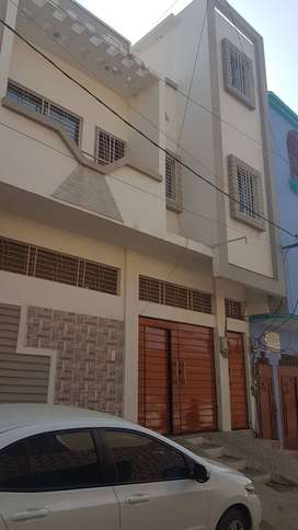 Malir Ghazi Town 2133 Sq Yard Double Story  New House for Sale