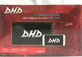 DHD-1076 [New] DVD Player Full glass