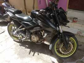 Ns200 Bike in excellent condition