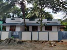 Simplevilla1500sqft  5cent  35 lac athaniThrissur
