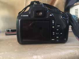 Canon Dslr 1200d with 50mm lens neat n clean