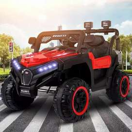 Toy Jeep and car automatic and manual
