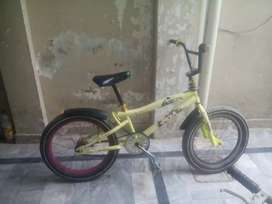Pedal brake BMX SUPER SPORT cycle for sale came from Dubai read add