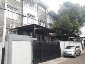 Dijual rumah kos Aktif di FATMAWATI Jaksel