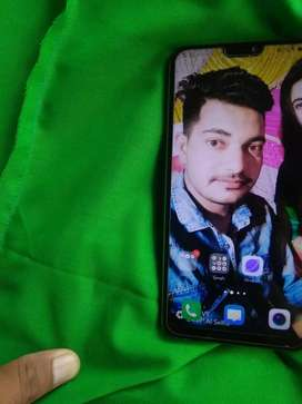 Vivo v9  with good condition without any problems