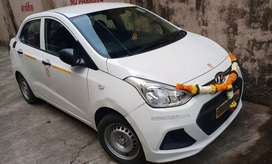 Hyundai Xcent 2016 Petrol and CNG 110000 Km Driven