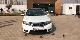 Honda City 1.5 V Manual, 2013, Petrol