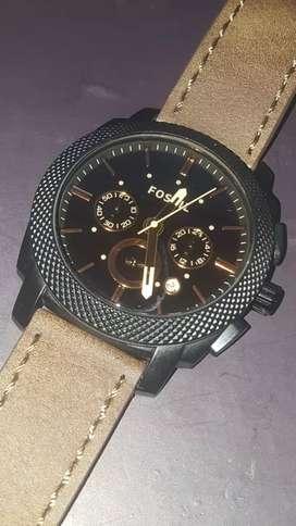 Leather Belt Watch