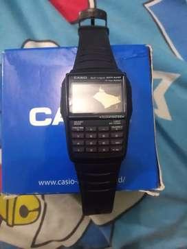 Casio dbc-32 minus lcd