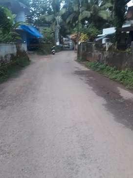 7 cent plot and house near karaparamba