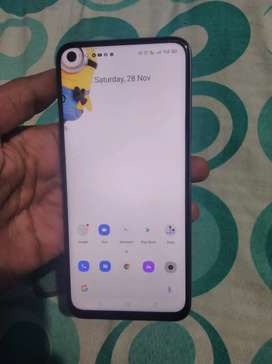 3 day old realme 7 in 13800 only with bill and all accessories