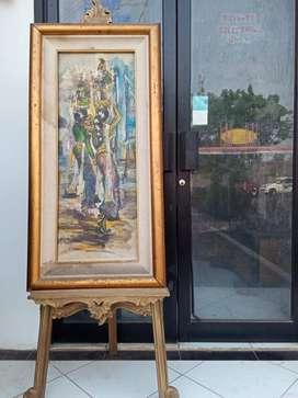 Lukisan Balinese by Hery Supandi
