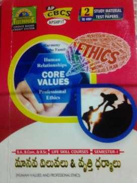 B com ethics