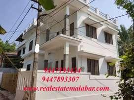 New houses near Medical college Pavangadu Pottammel