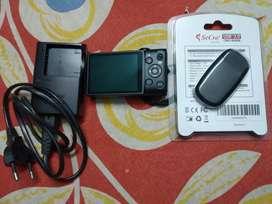 Canon IXUS 8X optical zoom digi cam for sale