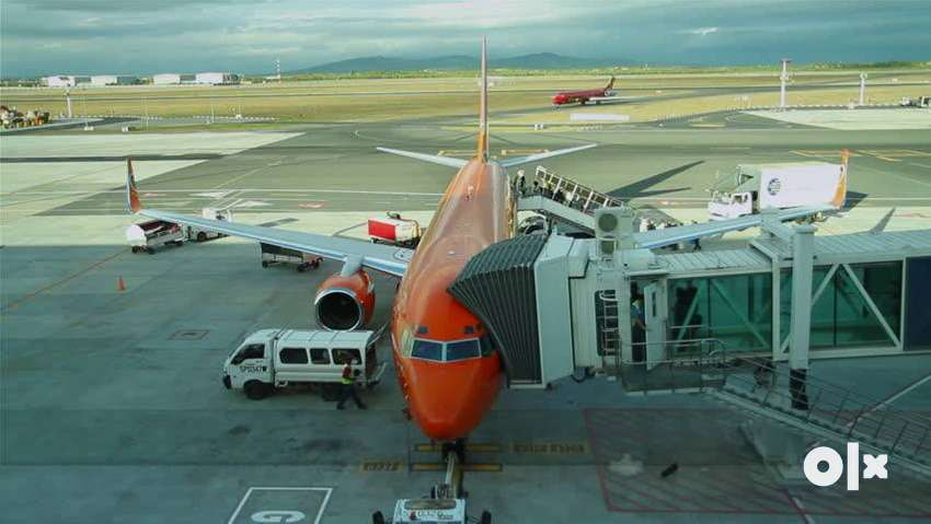 Airport Job @ Ticket Executive / Luggage Counter / Cabin Crew / Lobby 0